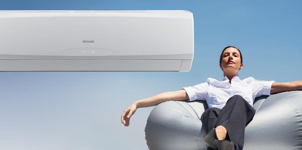 Klimatyzatory Sinclair - Rozwiązania dla domu i biura