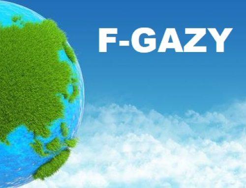 F-gazy najważniejsze terminy , O czym należy pamiętać