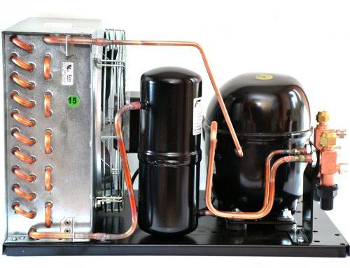 Dobór urządzeń chłodniczych, kompletacja dostaw, Formularz doborowy zestawu chłodniczego