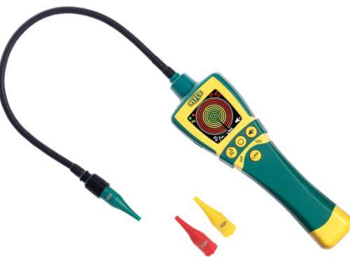 Elektroniczny wykrywacz, detektor nieszczelności Refco Tritector-RCT 3 w 1